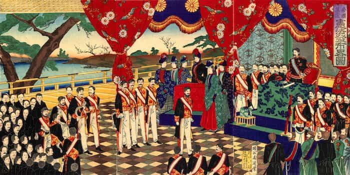 大日本帝国憲法施行