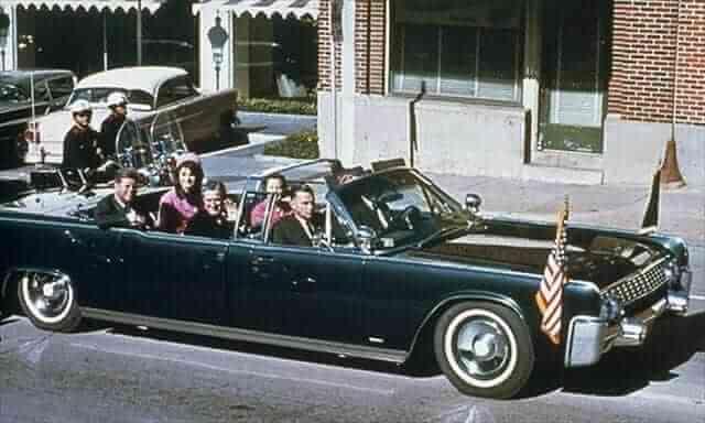 ケネディ大統領暗殺事件