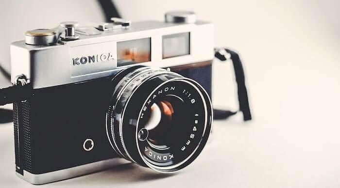 コニカカメラ