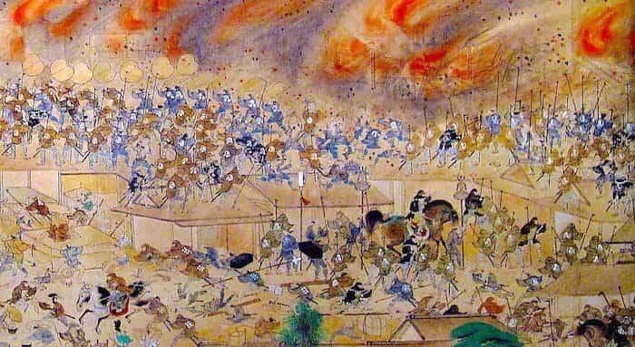 明暦の大火、振袖火事