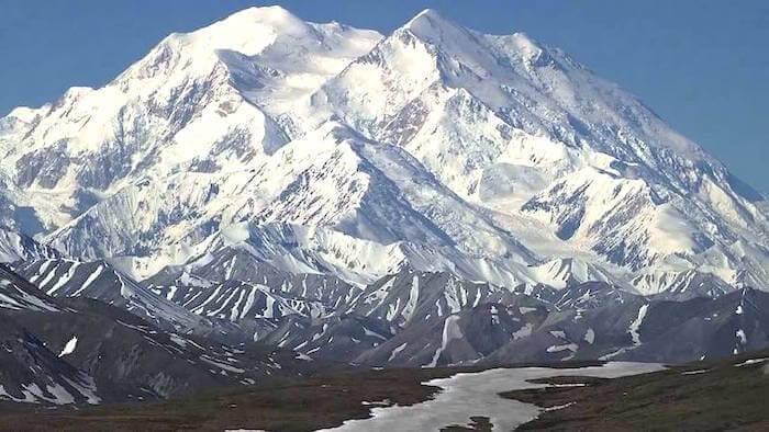 マッキンリー山