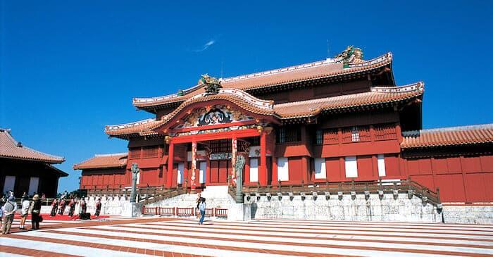 琉球・首里城