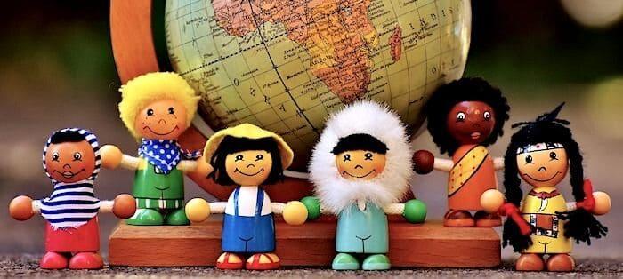 世界の子ども