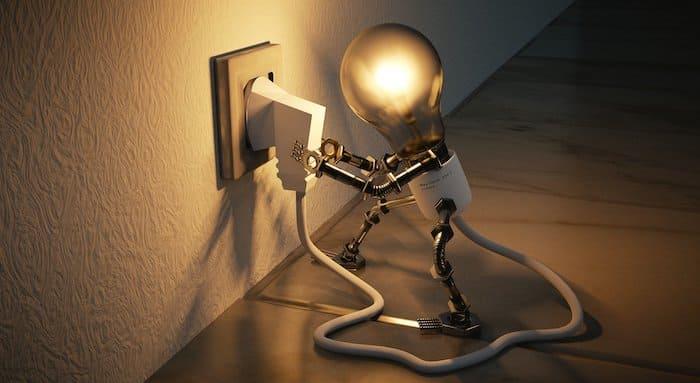 電球ライト