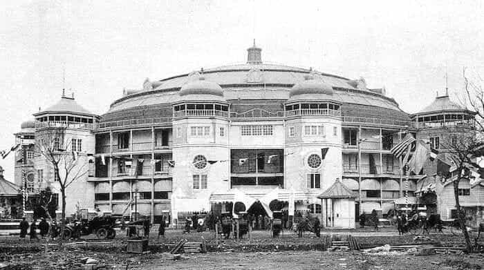 初代両国国技館