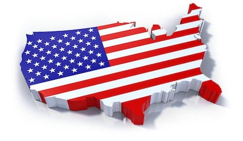 アメリカ 星条旗