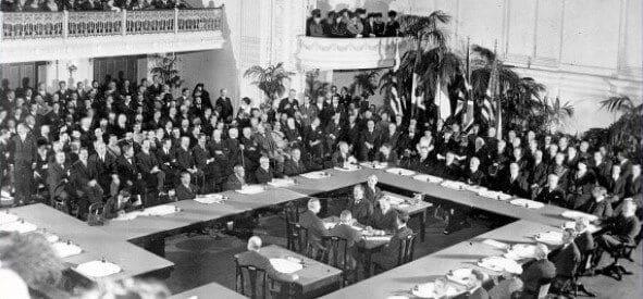 ヴェルサイユ条約