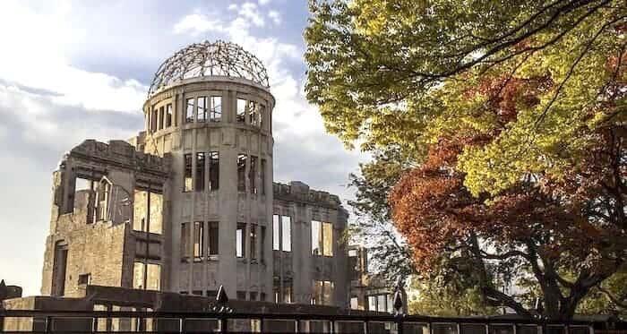 広島・原爆ドーム