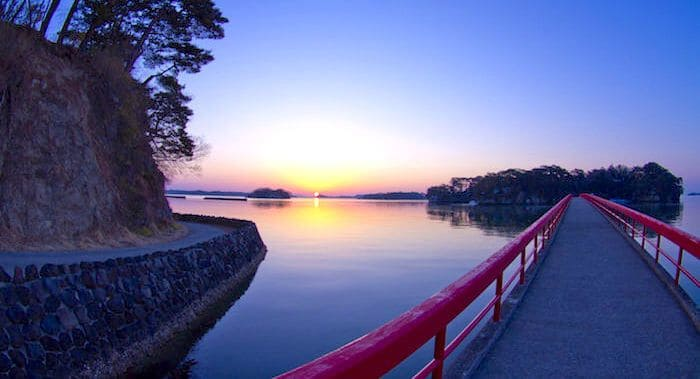 日本三景:松島