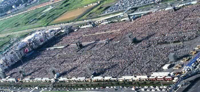 GRAYの20万人ライブ