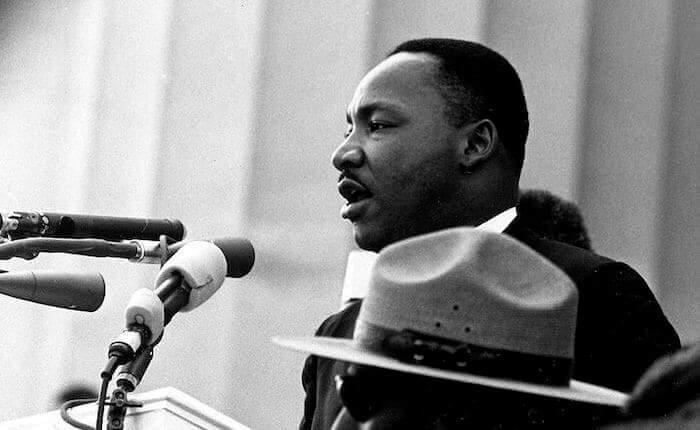 マーチン・ルーサー・キング
