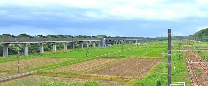 宮崎リニア線