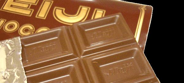 明治チョコレート
