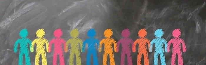 人の集まり