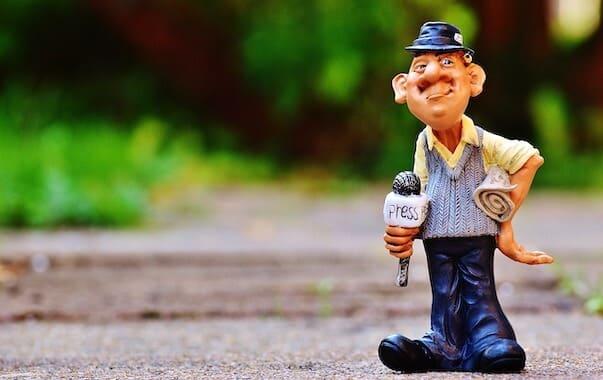 ジャーナリスト