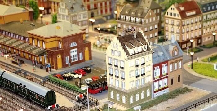 街づくり模型