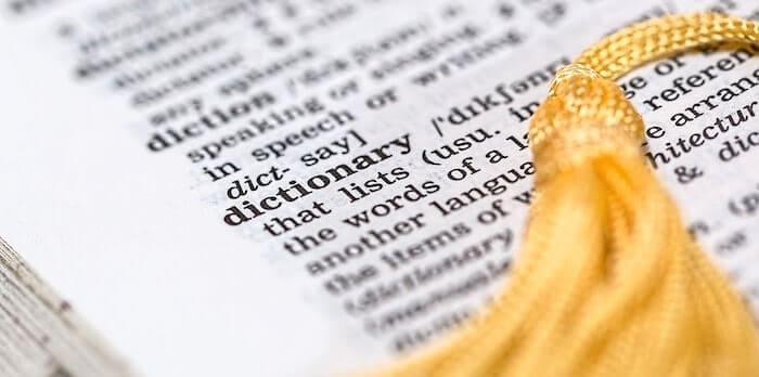 知恵の辞書