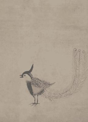 家光画:「鳳凰図」