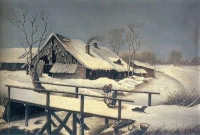 徳川慶喜作 油絵1